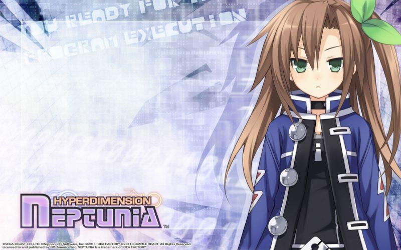 Hyperdimension Neptunia nisa wallpaper