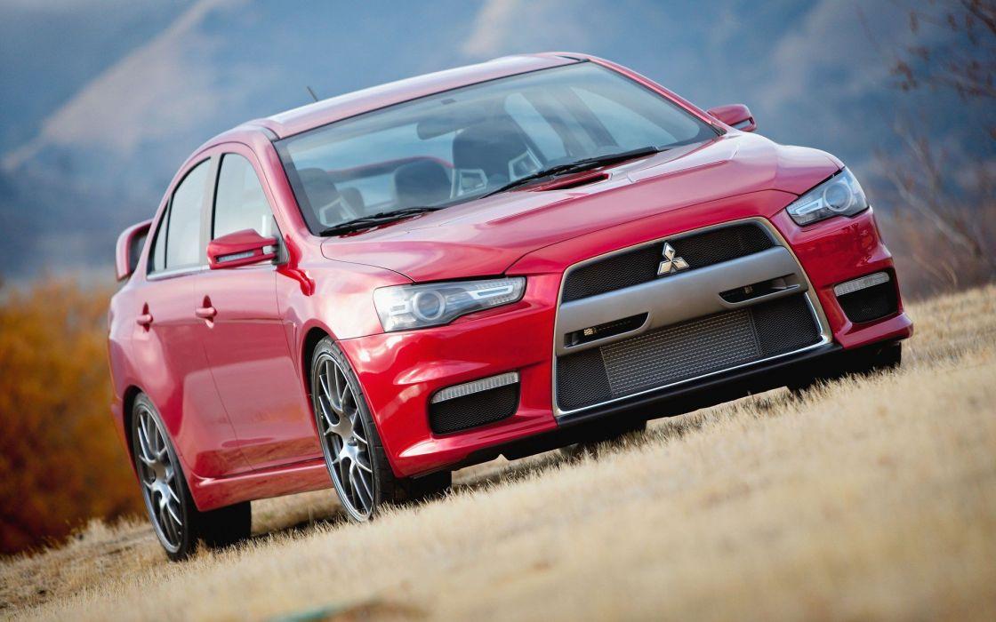 cars Mitsubishi vehicles wallpaper