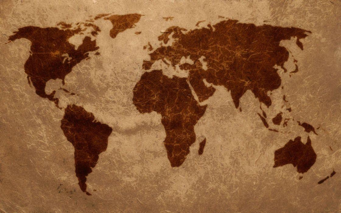 maps world map wallpaper