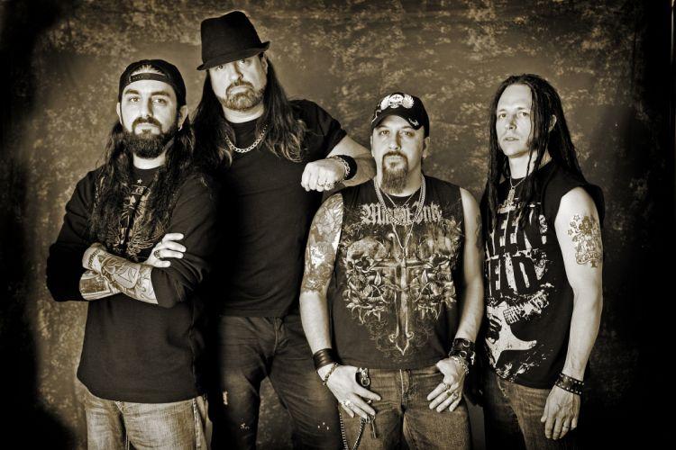 ADRENALINE MOB heavy metal rock g wallpaper