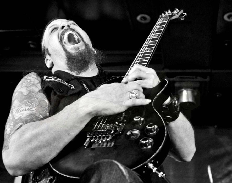 ADRENALINE MOB heavy metal rock concert guitar      gd wallpaper