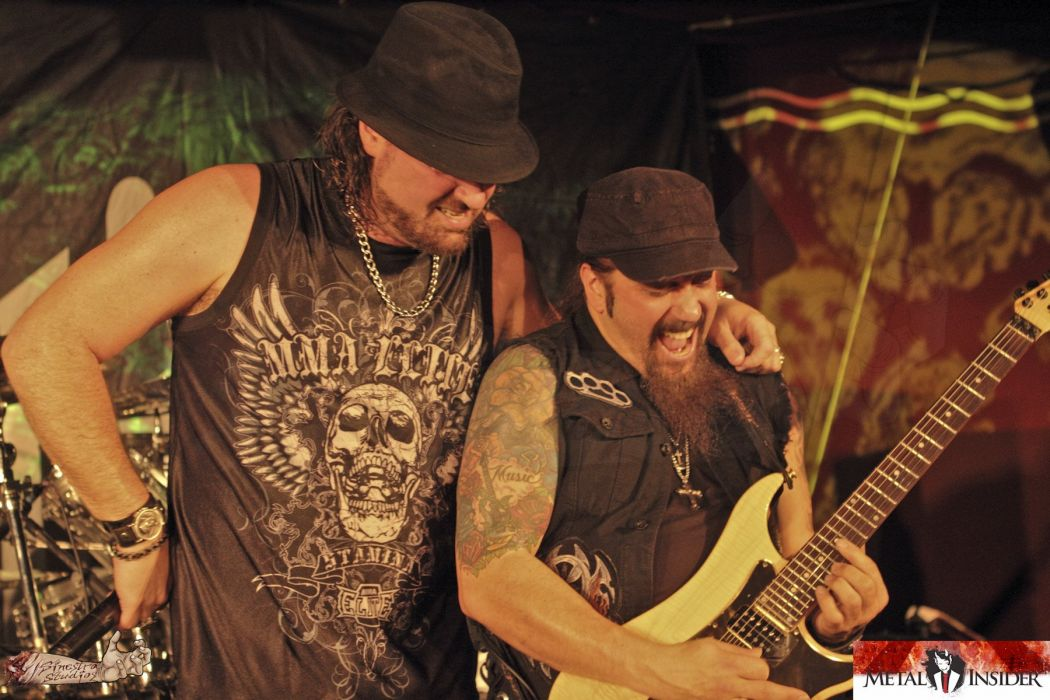 ADRENALINE MOB heavy metal rock concert guitar    g wallpaper