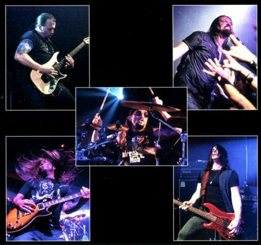 ADRENALINE MOB heavy metal rock concert poster h wallpaper