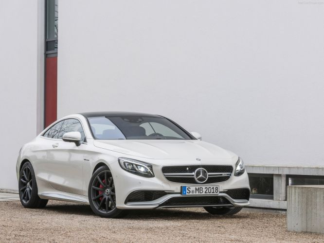 Mercedes-Benz-S63 AMG Coupe 2015 1600x1200 wallpaper 01 wallpaper