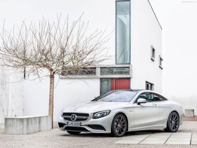 Mercedes-Benz-S63 AMG Coupe 2015 1600x1200 wallpaper 05 wallpaper