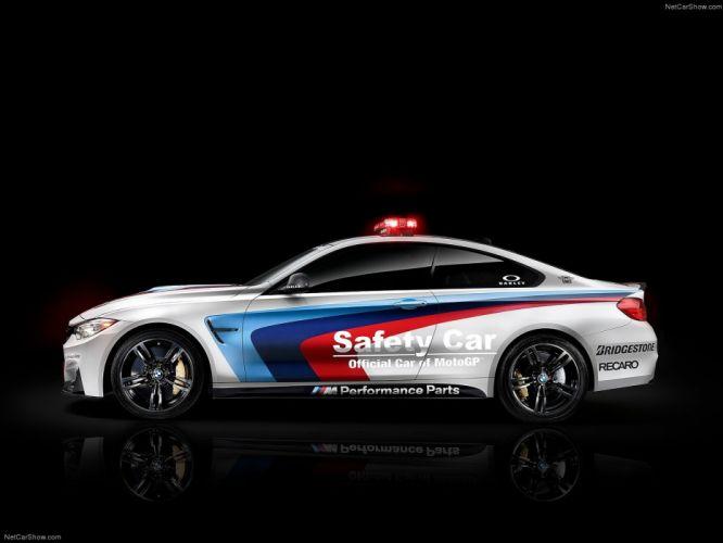 BMW-M4 Coupe MotoGP Safety Car 2014 1600x1200 wallpaper 02 wallpaper