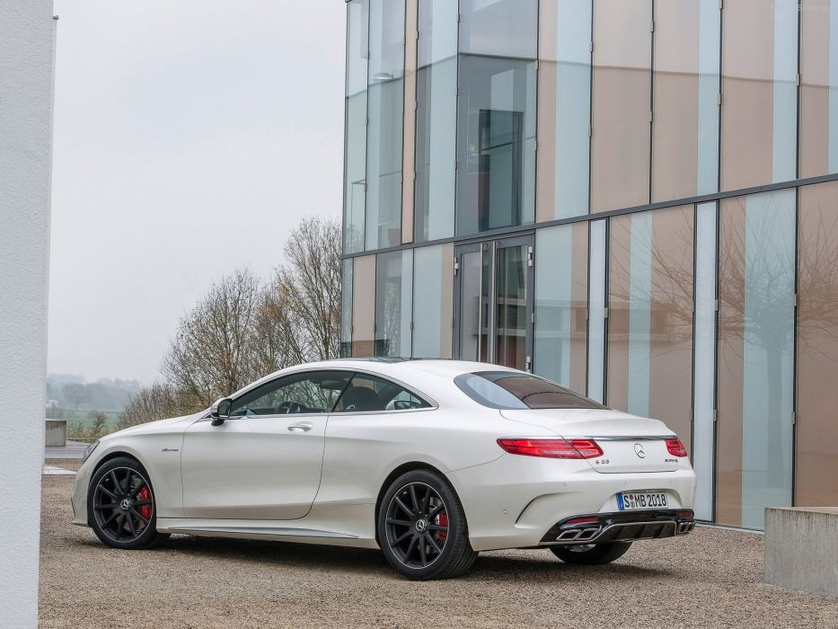 Mercedes-Benz-S63 AMG Coupe 2015 1600x1200 wallpaper 0a wallpaper