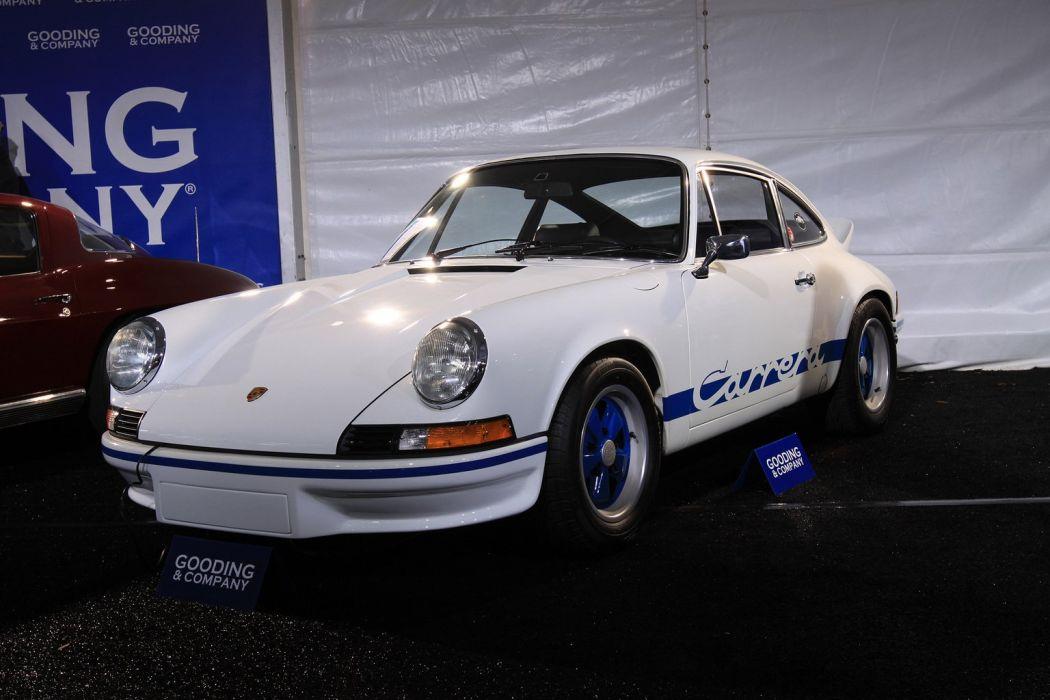1973 Porsche 911 Carrera 2_7 RS Lightweight wallpaper