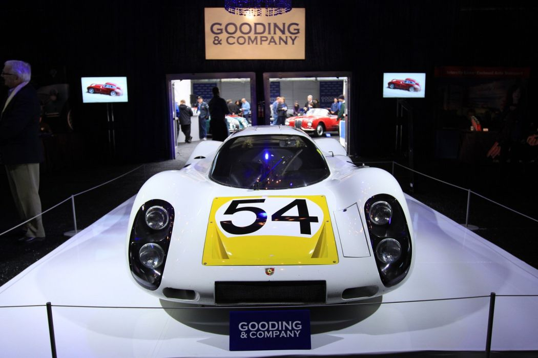 1968 Porsche 907 Longtail wallpaper