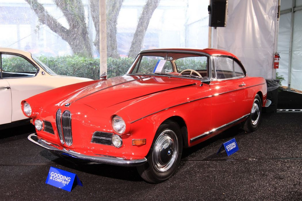 1957 BMW 503 Coupe wallpaper