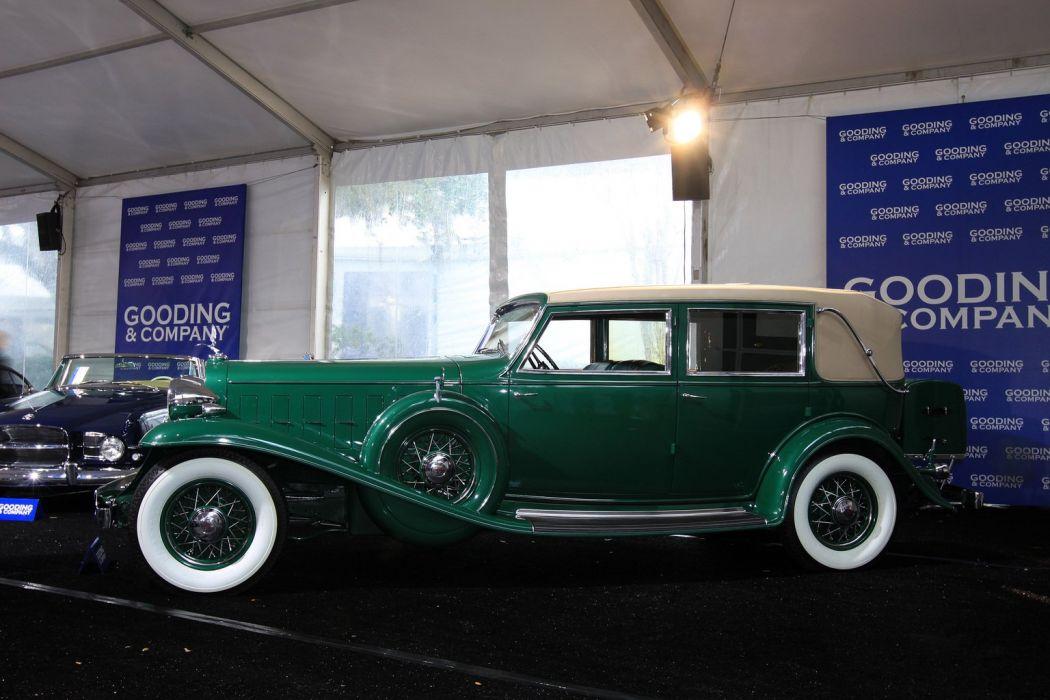 1932 Cadillac V-16 452-B Madame X Imperial Sedan (2) wallpaper