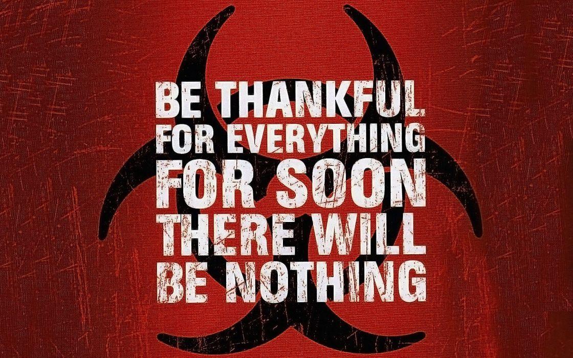 28 DAYS LATER horror sci-fi thriller dark zombie apocalyptic poster sadic wallpaper