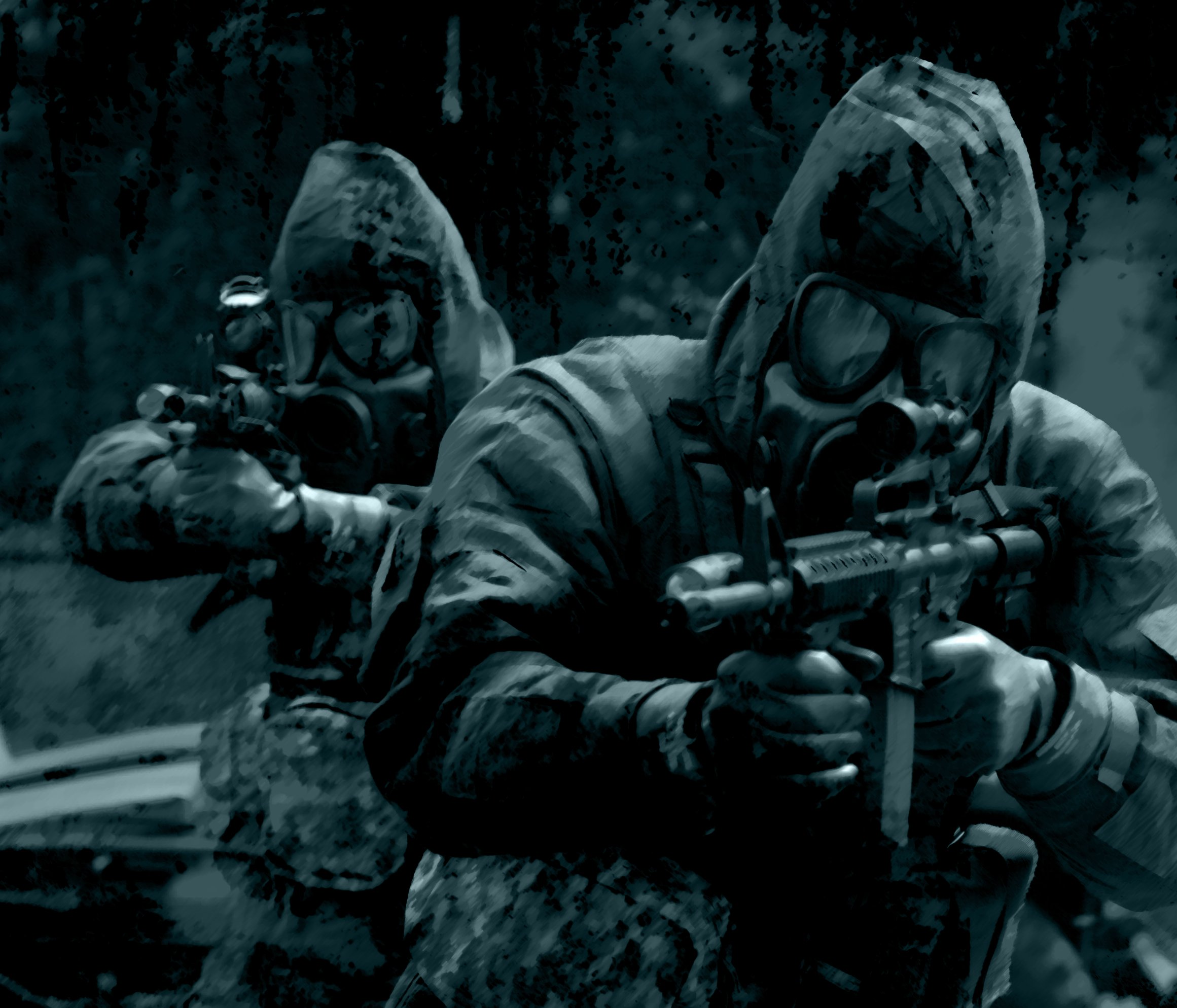 Apocalyptic Soldier Pics: 28 DAYS LATER Horror Sci-fi Thriller Dark Zombie