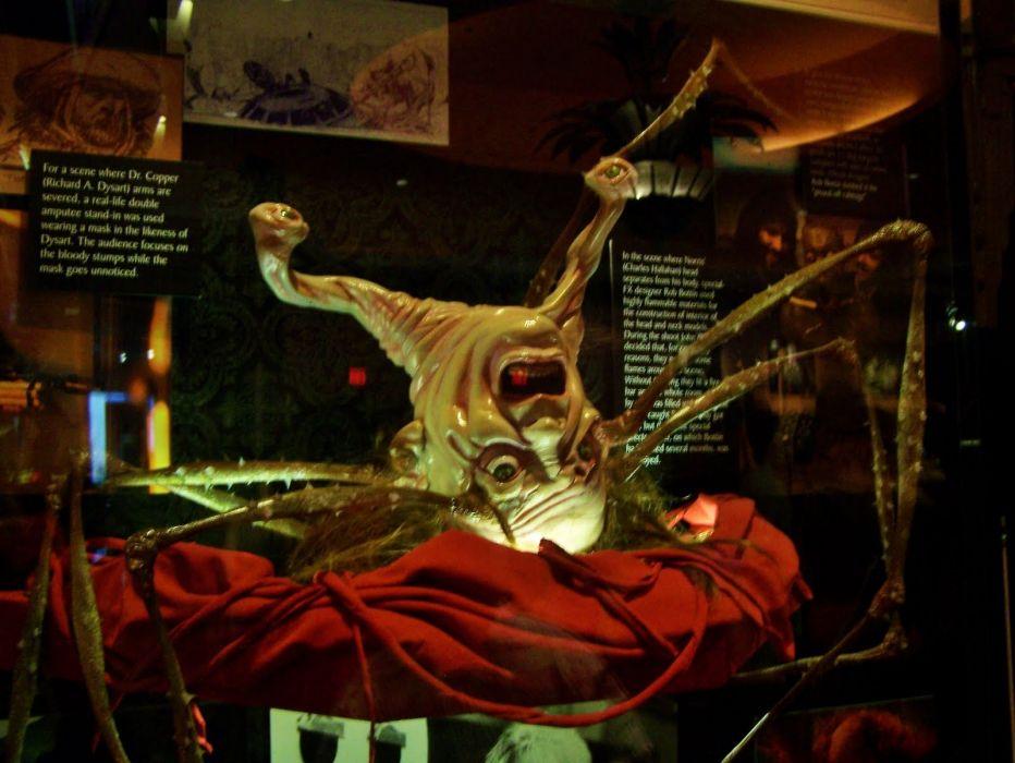 THE THING horror mystery thriller sci-fi monster alien k_JPG wallpaper