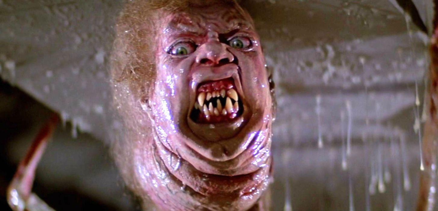 THE THING horror mystery thriller sci-fi monster alien   v wallpaper