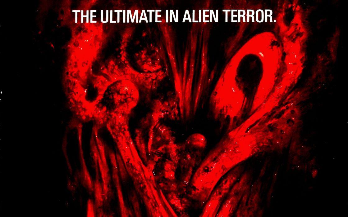 THE THING horror mystery thriller sci-fi monster hf wallpaper