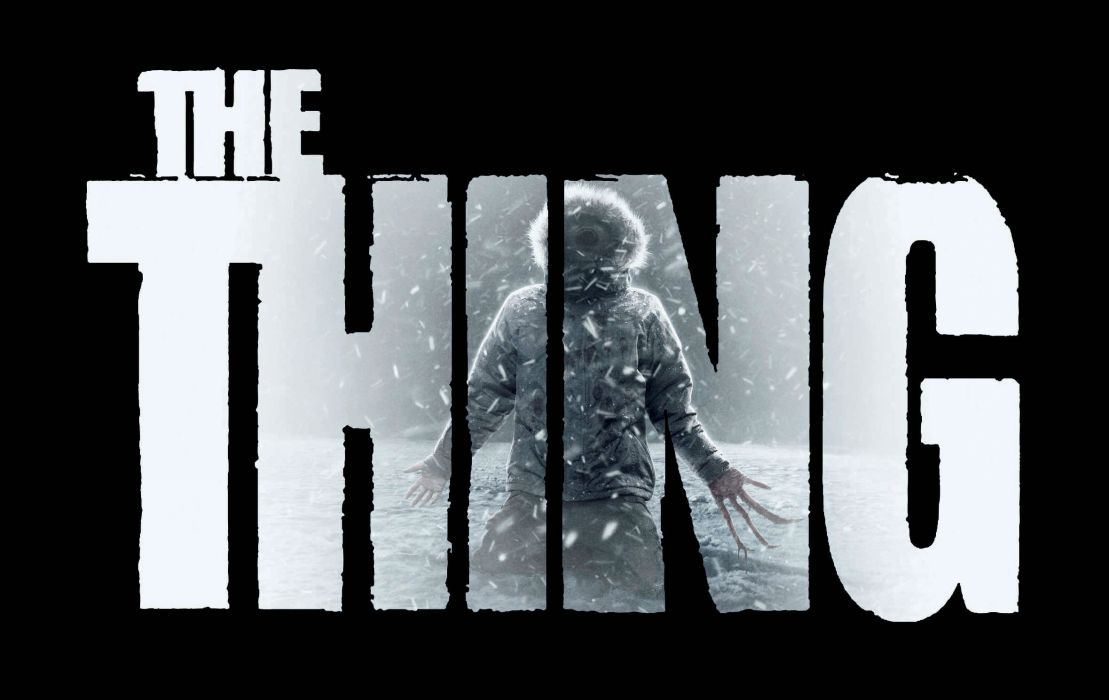 THE THING horror mystery thriller sci-fi poster    vc wallpaper