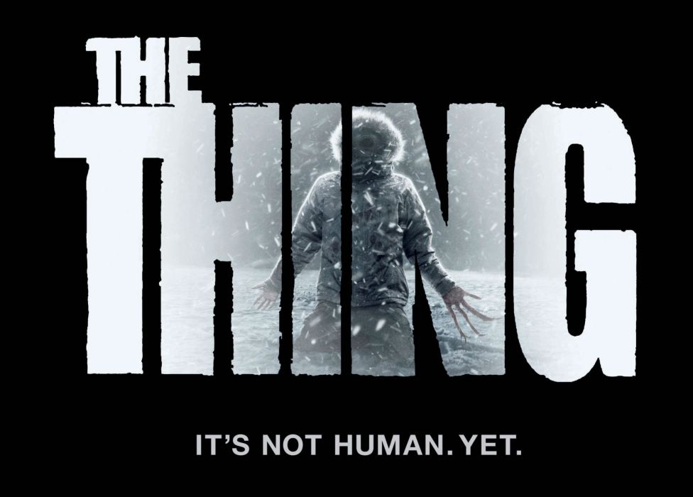 THE THING horror mystery thriller sci-fi poster    vx wallpaper