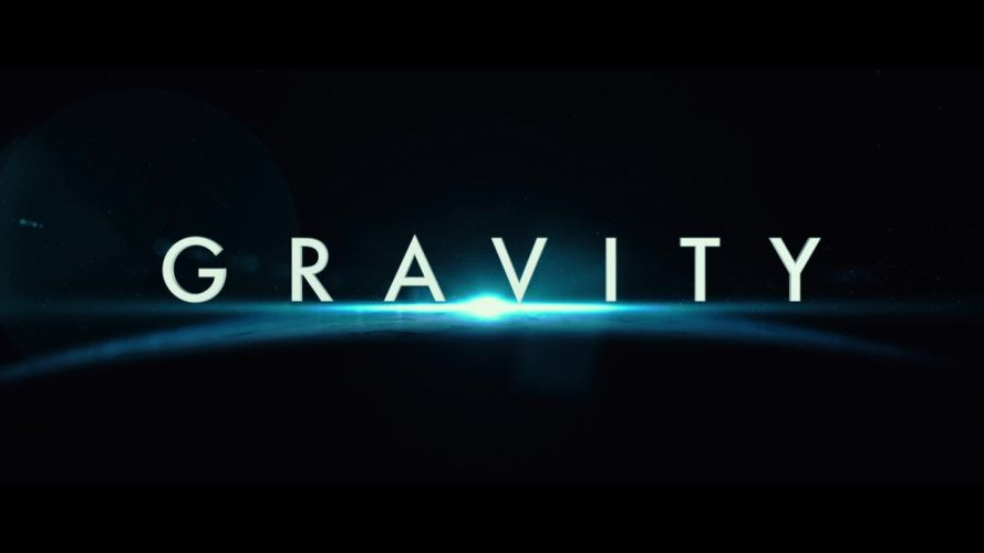 GRAVITY drama sci-fi thriller space astronaut poster vx wallpaper