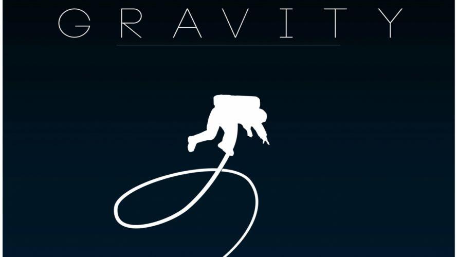 GRAVITY drama sci-fi thriller space astronaut poster b wallpaper