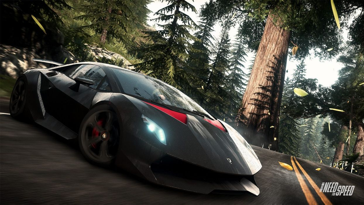 Lamborghini Sesto-Elemento - Need-for-Speed: Rivals wallpaper