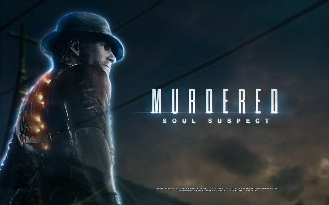Murdered: Soul-Suspect wallpaper