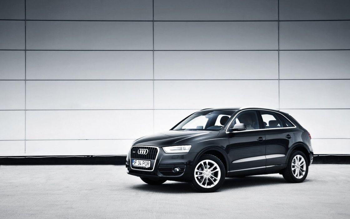 cars Audi vehicles SUV wallpaper