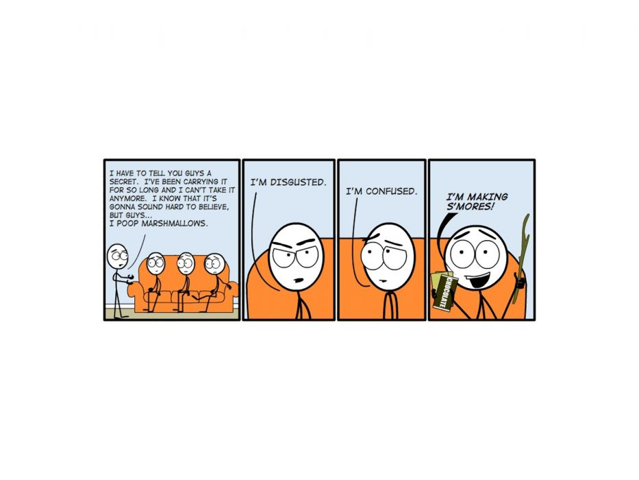 comics comic strip Not From Concentrate wallpaper
