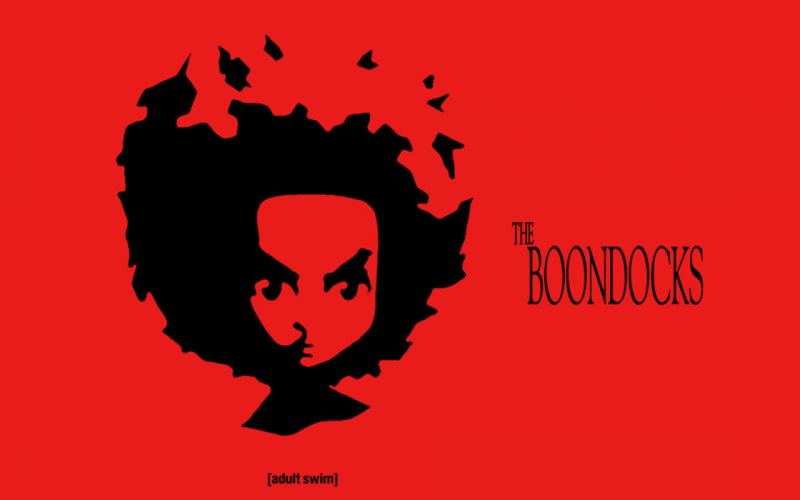 The Boondocks Huey wallpaper