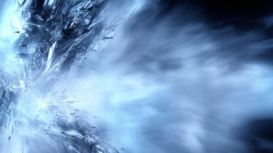 abstract CGI artwork wallpaper