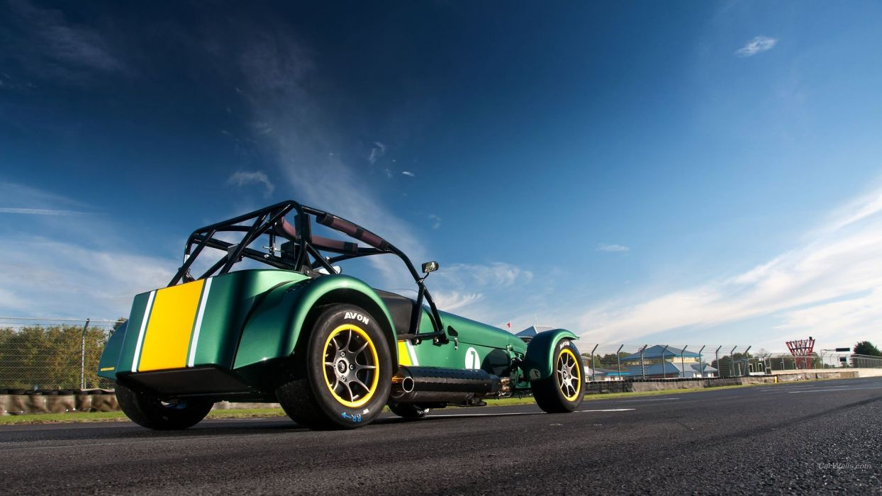 cars Caterham Caterham R600 wallpaper
