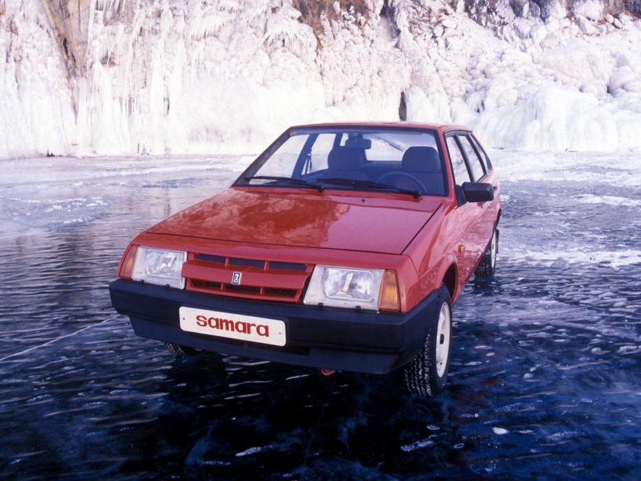 cars USSR vehicles red cars Lada 2109 Samara russian cars Russians Russian wallpaper