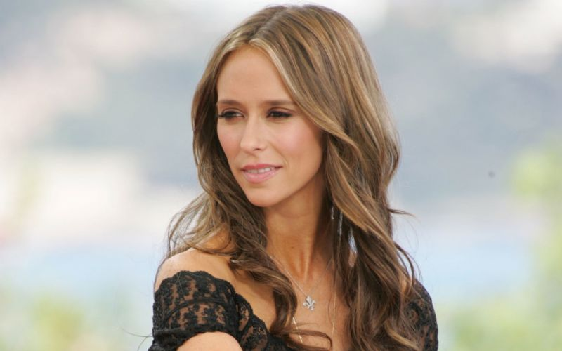 brunettes women actress Jennifer Love Hewitt wallpaper