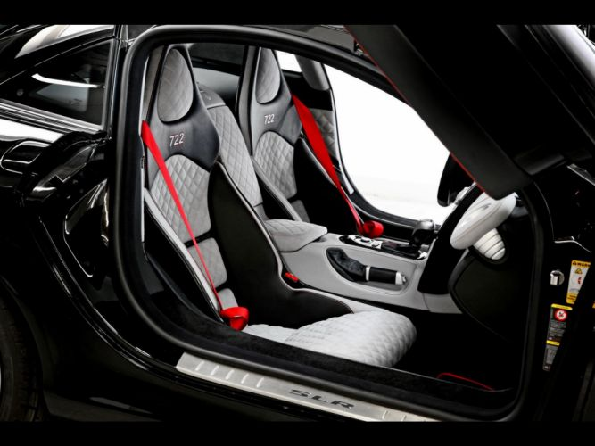 interior car interiors Mercedes-Benz Mercedes-Benz SLR McLaren wallpaper