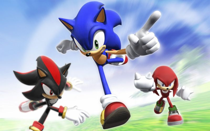 Sonic the Hedgehog video games Knuckles the Echidna wallpaper