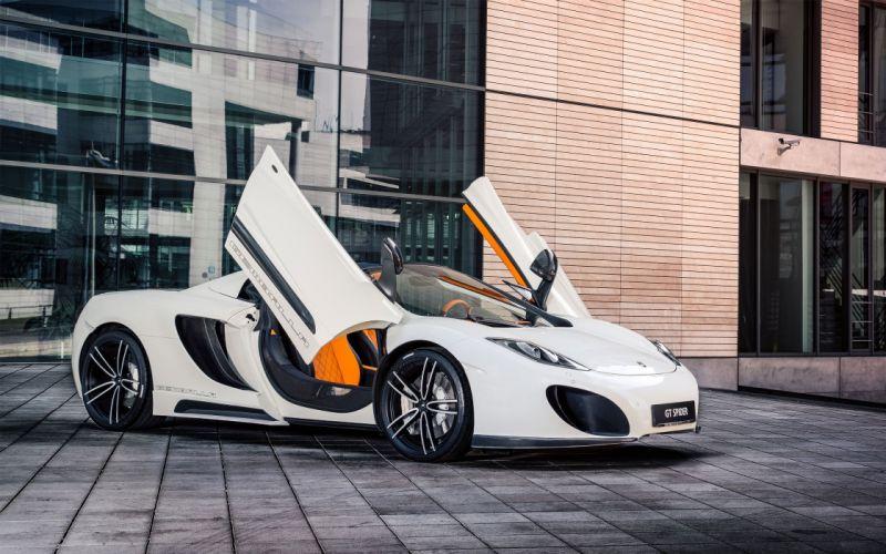 cars Gemballa McLaren wallpaper