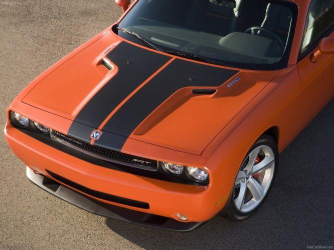 cars muscle cars Dodge Challenger SRT wallpaper