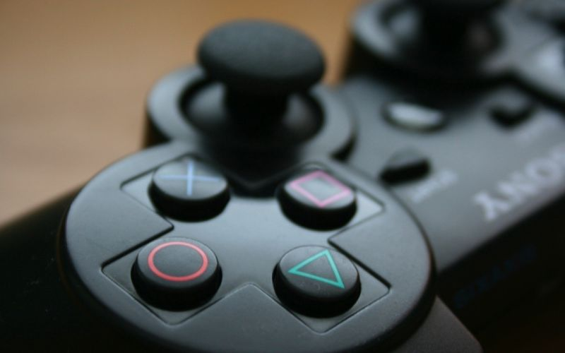 video games controllers Playstation 3 wallpaper