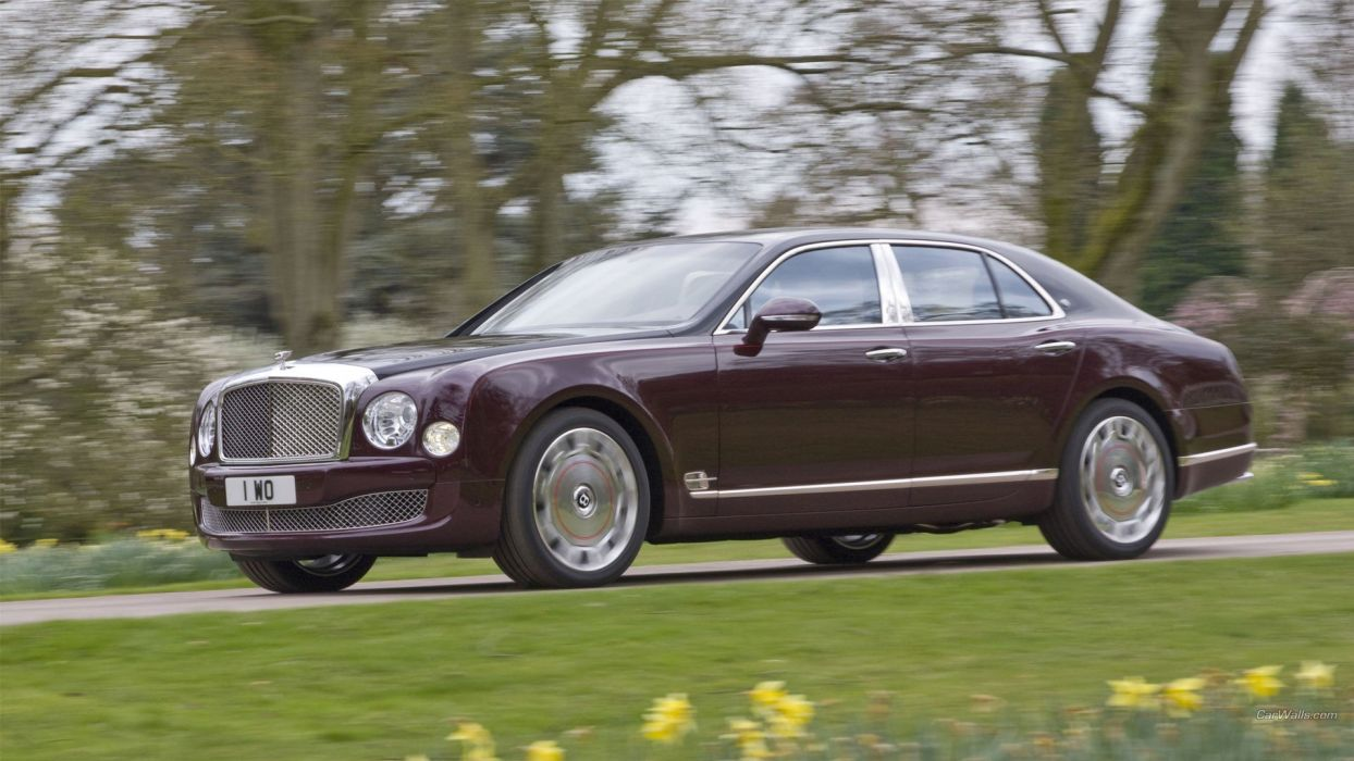 cars Bentley Jubilee Bentley Mulsanne diamond wallpaper