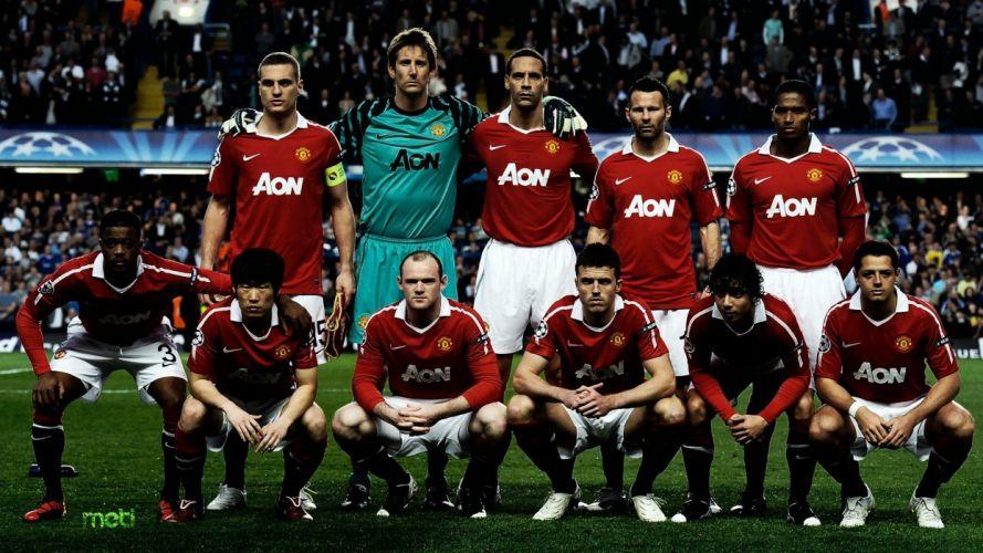 Manchester United FC wallpaper
