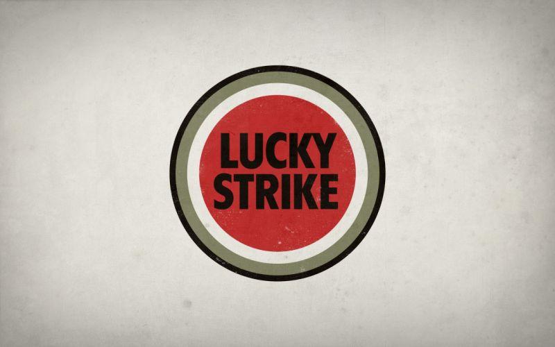 tobacco cigarettes Lucky Strike wallpaper