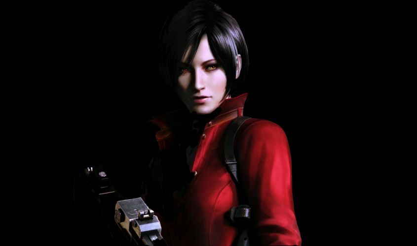 Ada Wong Dark wallpaper