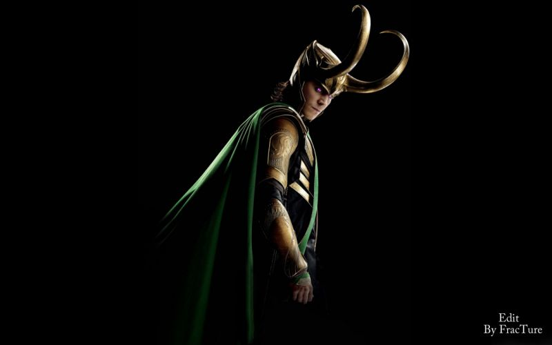 Loki From Thor wallpaper