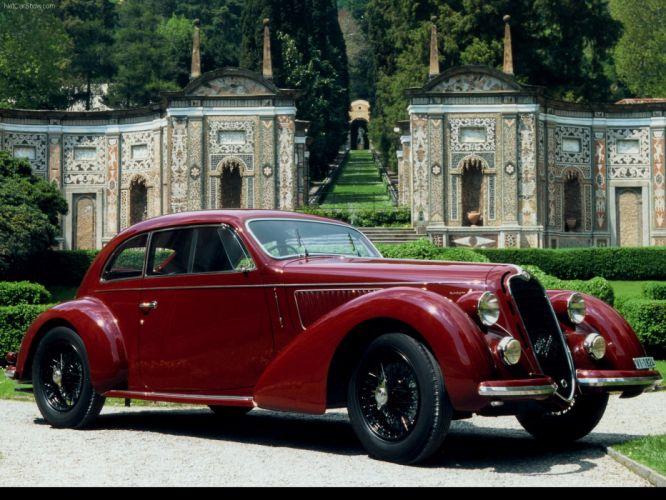 Alfa Romeo-6C 2300 Mille Miglia 1938 1600x1200 wallpaper 01 wallpaper