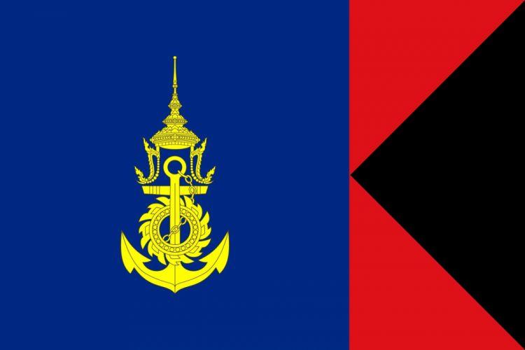 2000px-Flag Thai Navy Commander Coastal Station_svg wallpaper