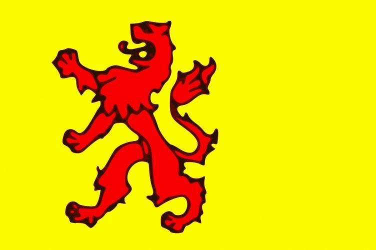 2000px-Flag Zuid-Holland_svg wallpaper