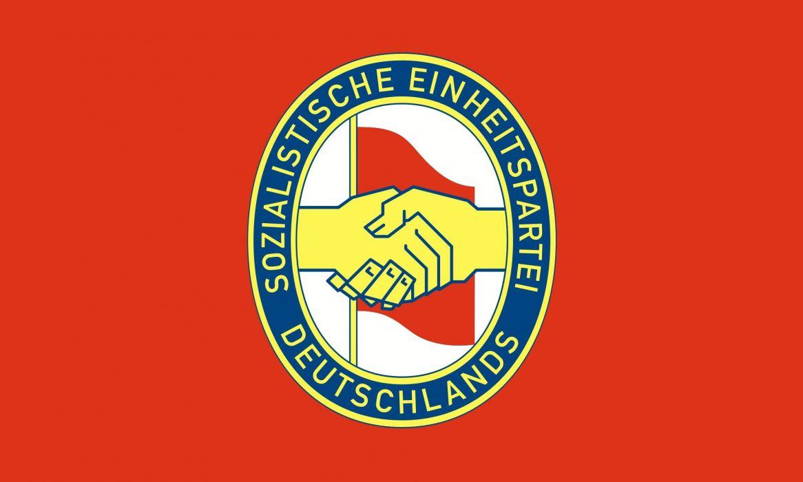 2000px-Flagge der SED_svg wallpaper