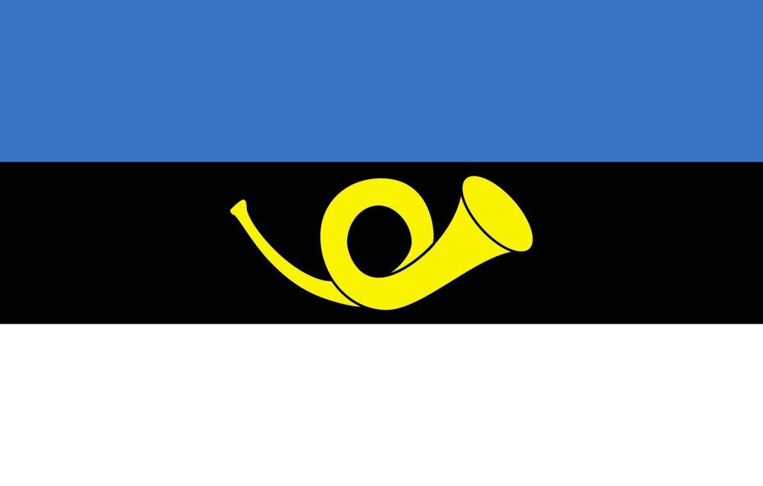 2000px-Flags of Estonia - Postal Flag_svg wallpaper