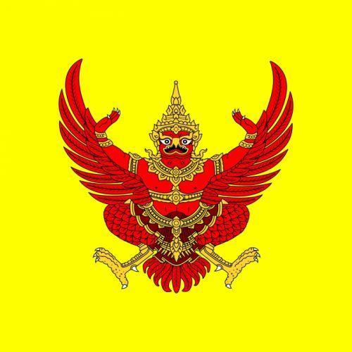 2000px-King's Standard of Thailand_svg wallpaper