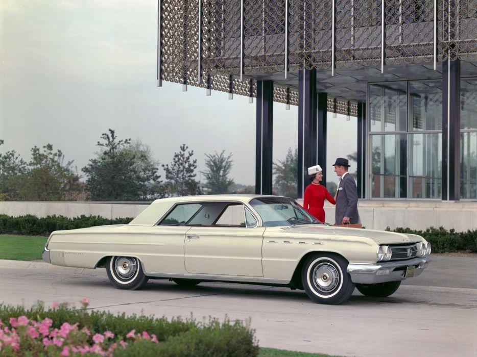1962 Buick Electra 225 2-door Hardtop (4847) classic   f wallpaper